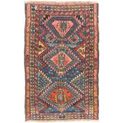 Sale 8860C - Lot 22 - An Antique Caucasian Karabagh, in Handspun Wool 146x94 cm