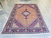 Sale 9051 - Lot 1045 - Hand Knotted Pure Wool Persian Tabriz (285 x 202cm)