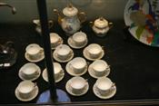 Sale 7875 - Lot 97 - Continental Coffee Set Featuring a Courting Scene (98)