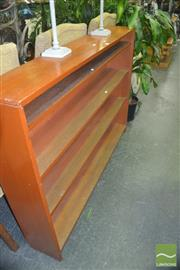 Sale 8331 - Lot 1031 - Open Shelf