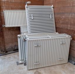 Sale 9248H - Lot 308 - A quantity of hydronic radiator wall heaters