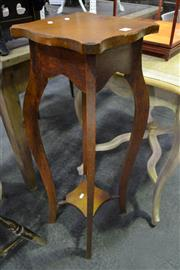 Sale 8105 - Lot 1098 - Tiered Plant Stand