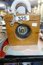 Sale 8362 - Lot 2493 - Automatic Pigeon Timing Clock