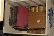 Sale 8346 - Lot 2288 - Volumes 1-7 International University Reading Course; Volumes 1-5 Lands & Peoples, ed. G.D. Clewell; 2 Volumes Hodgson, F.T. A P...