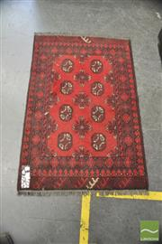 Sale 8406 - Lot 1172 - Afghan Turkoman (120 x 80cm)