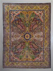 Sale 8545C - Lot 4 - Persian Tabriz 405cm x 290cm