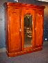 Sale 3765 - Lot 101 - A LATE 19TH CENTURY CEDAR WARDROBE