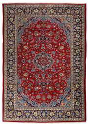 Sale 8715C - Lot 28 - A Persian Najafabad From Isfahan Region, 100% Wool Pile On Cotton Foundation, 333 x 240cm