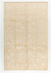 Sale 8760C - Lot 56 - An Indian Persian Design Wool And Silk Pile, 305 x 200cm