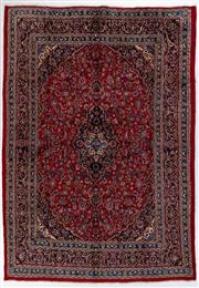 Sale 8800C - Lot 10 - A Persian Najafabad From Isfahan Region 100% Wool Pile On Cotton Foundation, 285 x 406cm