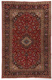 Sale 8800C - Lot 11 - A Persian Najafabad From Isfahan Region 100% Wool Pile On Cotton Foundation, 263 x 405cm