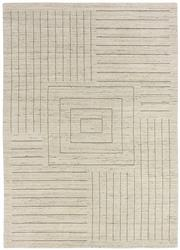 Sale 8651C - Lot 20 - Colorscope Collection; Wool and Viscose Handloomed - Cream/Beige Moroc Rug, Origin: India, Size: 160 x 230cm, RRP: $1299