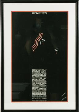 Sale 9176 - Lot 2585 - A vintage Carrie the Musical poster circa1988 (67cm x 47cm)
