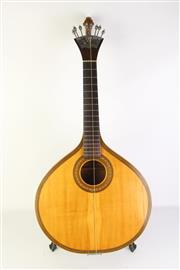 Sale 8783 - Lot 32 - Portuguese Guitar