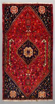 Sale 8545C - Lot 8 - Persian Shiraz 272cm x 144cm