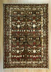 Sale 8665C - Lot 71 - Persian Baluchi 137cm x 92cm