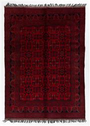 Sale 8740C - Lot 64 - An Afghan Khal Mohammadi Natural Dyes 100% Wool Pile On Cotton, 300 x 200cm
