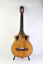 Sale 8783 - Lot 31 - Wappen Guitar Possibly German