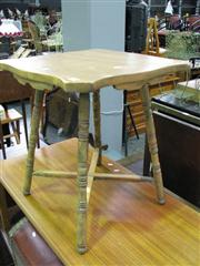 Sale 7937A - Lot 1113 - Shield Top Occasional Table