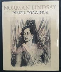 Sale 8176A - Lot 43 - Norman Lindsay   Pencil Drawings.  A&R 1969. Hardback, dustjacket, black and white plates.