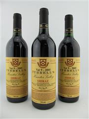 Sale 8385 - Lot 668 - 3x 2005 Tyrrells Vat 9 Shiraz, Hunter Valley