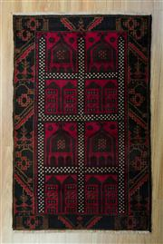 Sale 8665C - Lot 72 - Persian Baluchi 148cm x 85cm