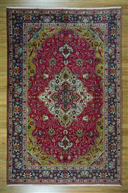 Sale 8672C - Lot 15 - Persian Tabriz 305cm x 200cm