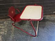 Sale 8962 - Lot 1042 - Vintage MOBO Childs Chair (H:46 x W:56cm)