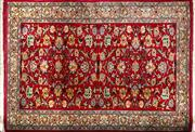 Sale 8256B - Lot 32 - Persian Tabriz 206cm x 148cm RRP $2000