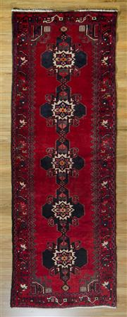 Sale 8672C - Lot 16 - Persian Hamadan 295cm x 100cm
