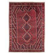 Sale 8860C - Lot 32 - A Persian Tribal Afshar Rug, in Handspun Wool 210x149cm