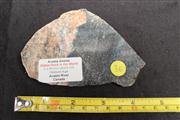 Sale 8064A - Lot 74 - Acasta Gneiss - oldest rock in the world. Acasta River Region, Canada