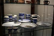 Sale 8300 - Lot 92 - T.G. Green Cornish Wares with Other Ceramics incl. Portmeirion