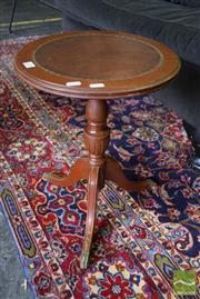 Sale 8532 - Lot 1189 - Timber Wine Table
