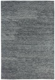 Sale 8651C - Lot 25 - Colorscope Collection; Wool and Viscose Semi Shag - Charcoal Rug, Origin: India, Size: 160 x 230cm, RRP: $999