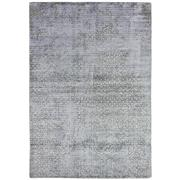 Sale 8860C - Lot 33 - A India Erased Mosaic Design Carpet, in Handspun Bamboo Silk 160x230cm
