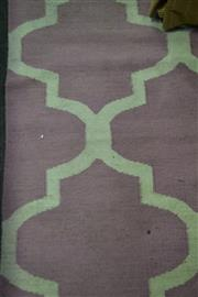 Sale 8093 - Lot 1124 - Indian Hand Knotted Woollen Rug (230 x 160cm)