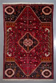 Sale 8545C - Lot 10 - Persian Shiraz 325cm x 160cm