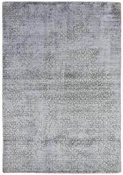 Sale 8651C - Lot 26 - Colorscope Collection; Viscose Erased - Floral/Blue Rug, Origin: India, Size: 160 x 230cm, RRP: $899