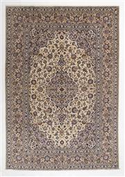 Sale 8740C - Lot 68 - A Persian Kashan From Isfahan Region 100% Wool Pile On Cotton Foundation, 353 x 250cm