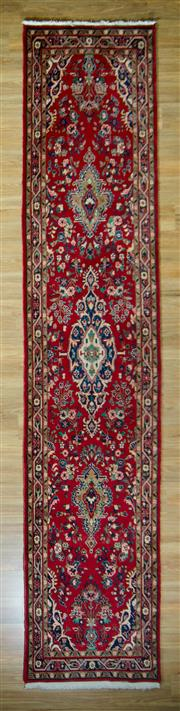 Sale 8672C - Lot 19 - Persian Hamadan 427cm x 97cm