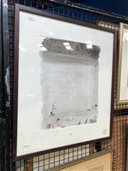 Sale 8856 - Lot 2049 - Artist Unknown Grandfather & Grandson 11 ink and wash, 59 x 52cm, stamped