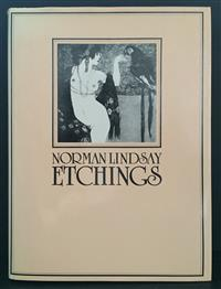 Sale 8176A - Lot 48 - Norman Lindsay Etchings. A&R 1984 reprint. Hardback, dustjacket, 100 plates.