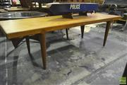 Sale 8287 - Lot 1066 - Superb Danish Teak Coffee Table