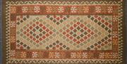 Sale 8276B - Lot 46 - Persian Kilim 210cm x 105cm RRP $400