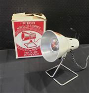 Sale 9043 - Lot 1087 - Vintage PIFCO Infrared Lamp with original box and manual (H31cm)