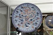 Sale 8217 - Lot 66 - Chinese Dragon Plate
