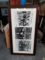 Sale 8609 - Lot 2055 - Three Early Reproduction Photos