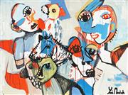 Sale 8853A - Lot 5003 - Yosi Messiah (1964 - ) - Wild Horse 75 x 100cm