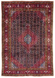 Sale 8790C - Lot 50 - A Persian Sarough Very Fine Wool Pile, 288 x 203cm